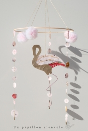 Mobile Flamingo